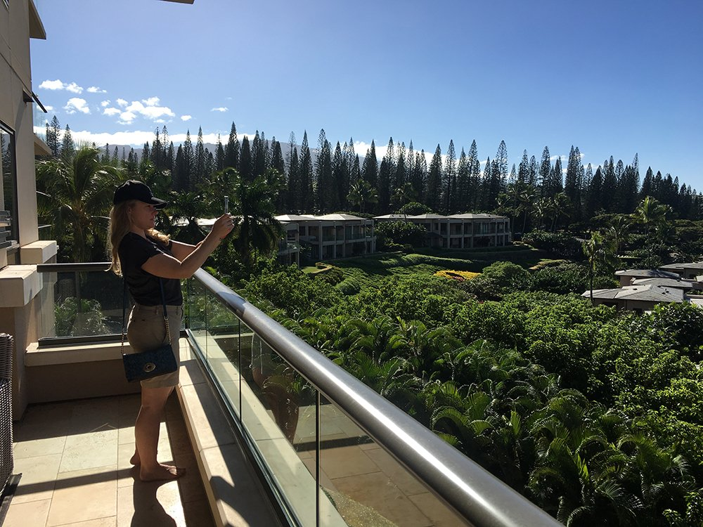 Maui Vacation Rentals - Kapalua Condo Rental Danielle