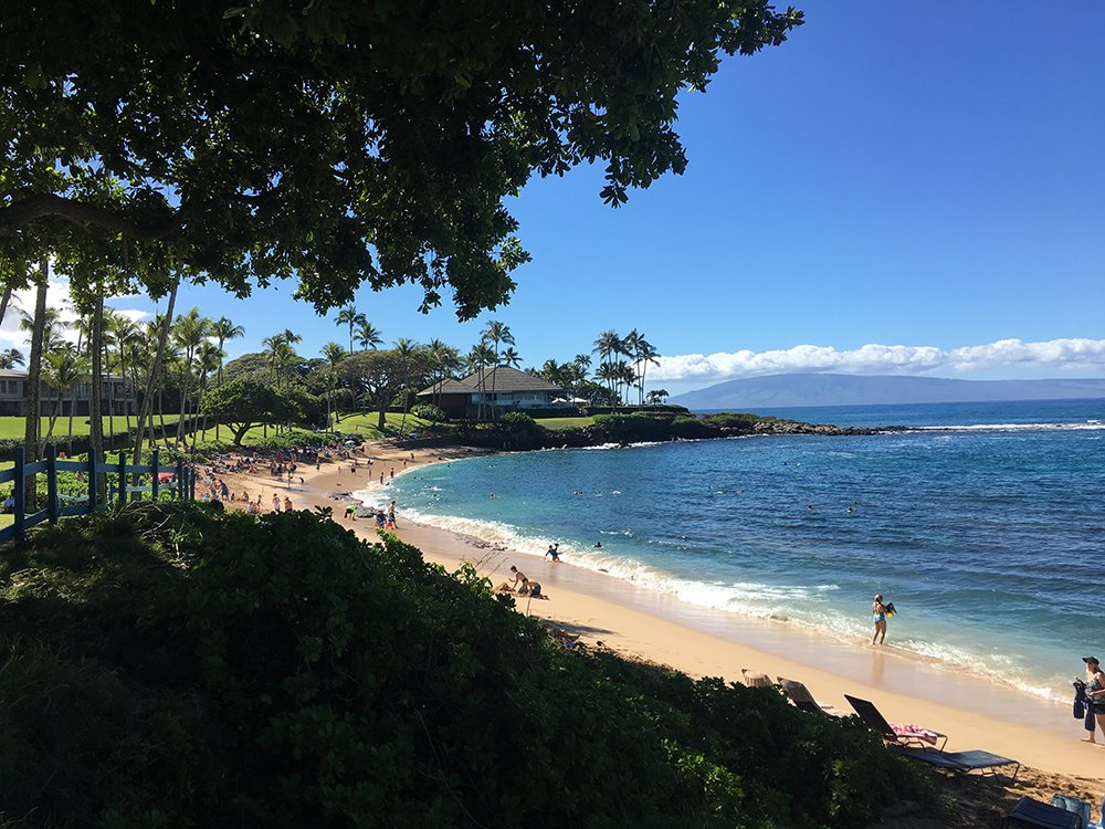 Maui Vacation Rentals - Kapalua Beach