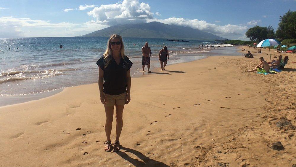 Maui Vacation Rentals - Kihei Kam Beach Shanon