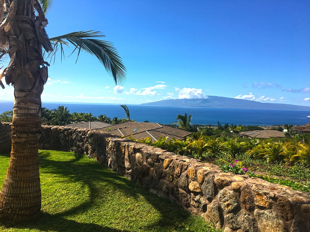 Maui Vacation Rentals - Maui Surf Villa Ocean View