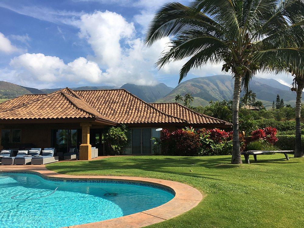 Maui Vacation Rentals - Truuli Maui Villa