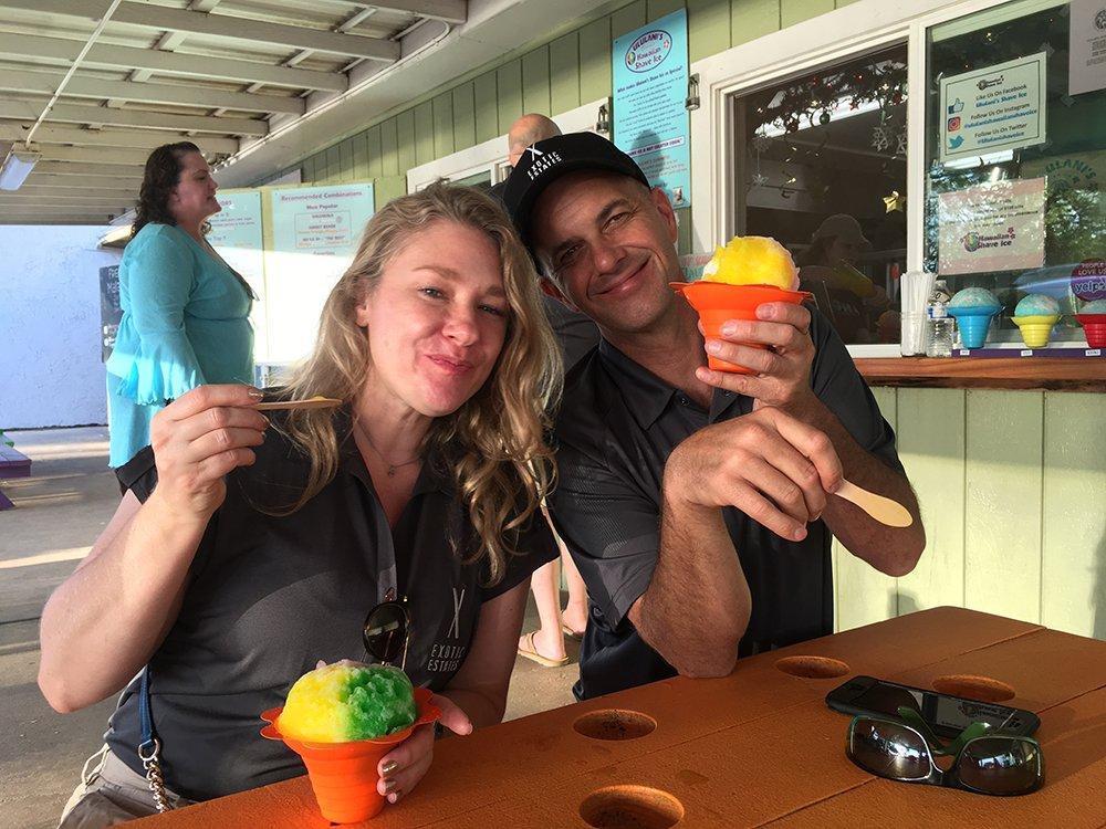 Maui Vacation Rentals - Ululani Maui Shave Ice