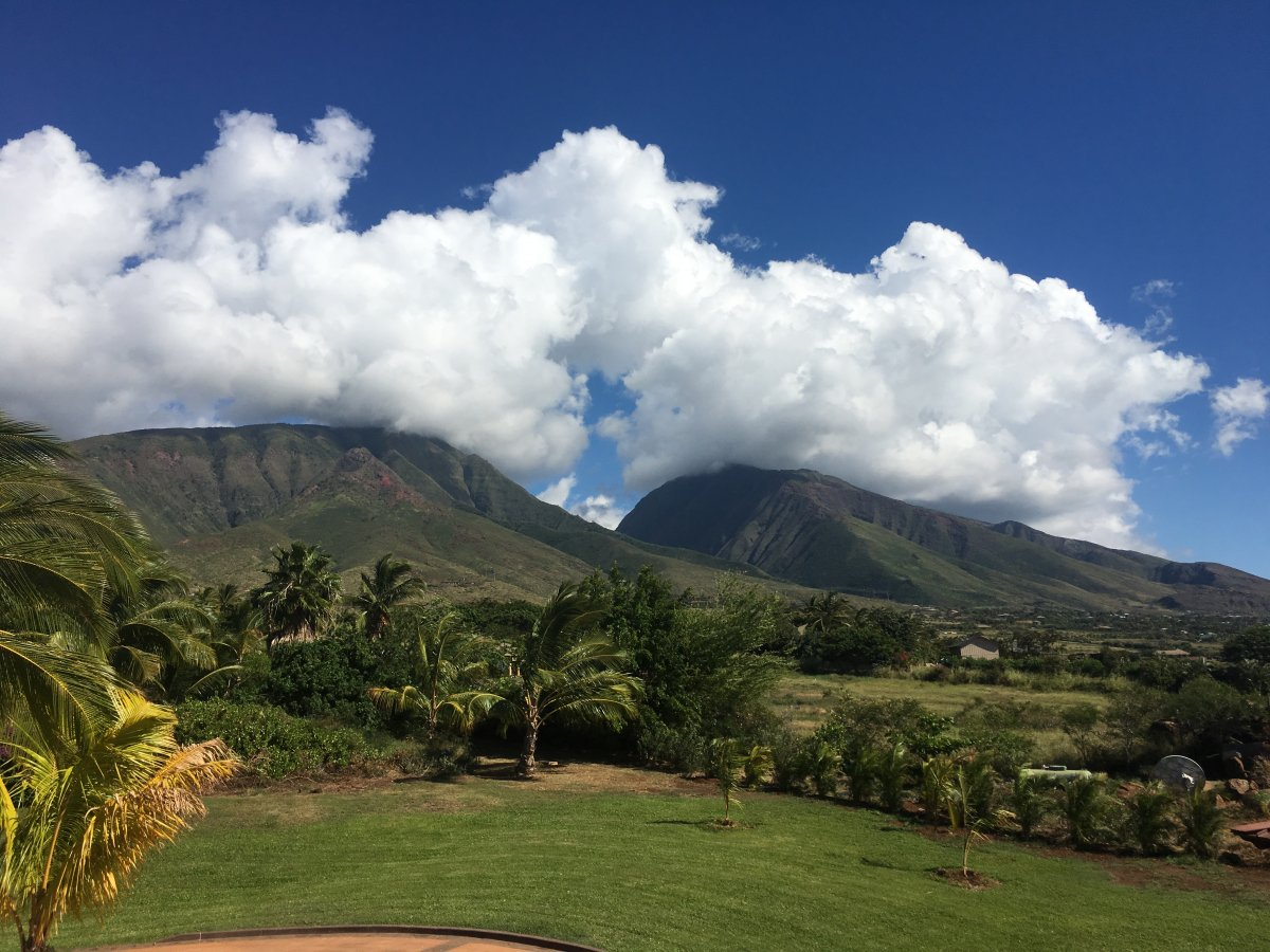 West Maui Mountains - Exotic Estates