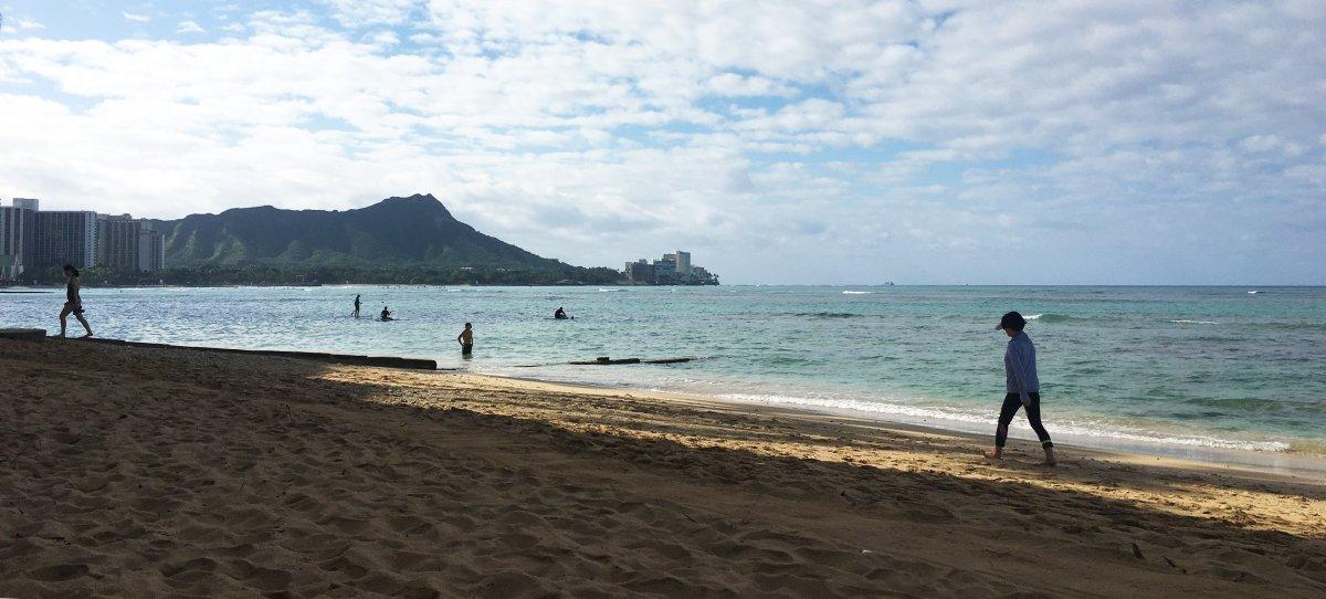 John Di Rienzo Photo of Waikiki Diamond Head