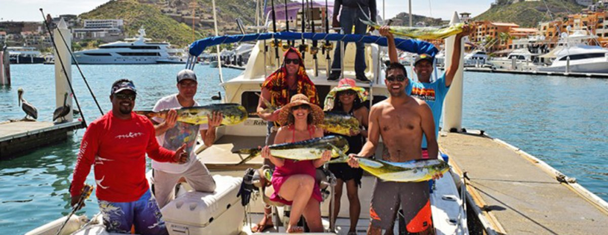 Cabo San Lucas Sport Fishing - Exotic Estates - John Di Rienzo
