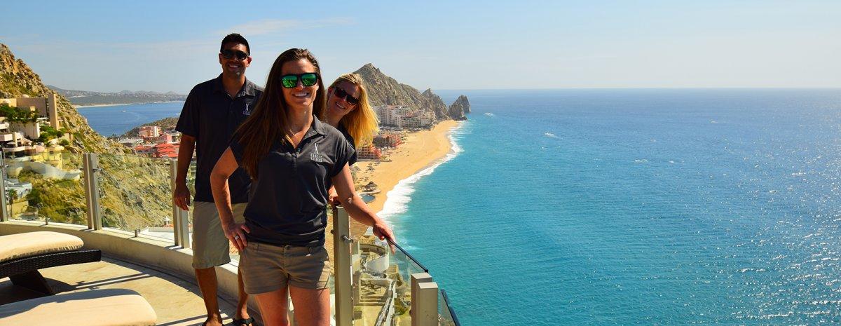 Cabo San Lucas Team Trip - Exotic Estates - John Di Rienzo