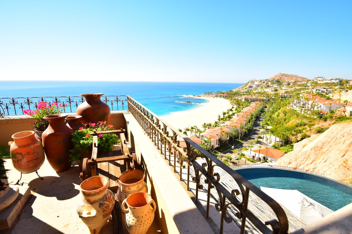 Cabo San Lucas Pamilla - Exotic Estates - by John Di RIenzo