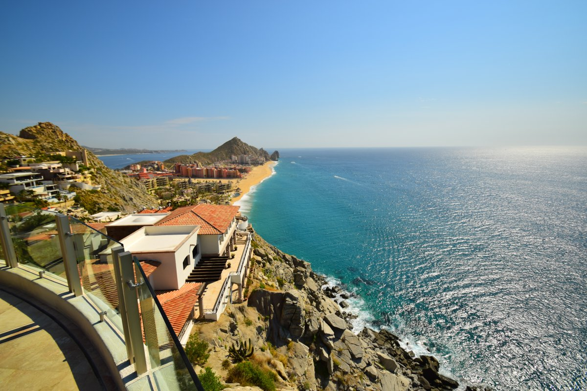 Cabo San Lucas - Exotic Estates - by John Di Rienzo