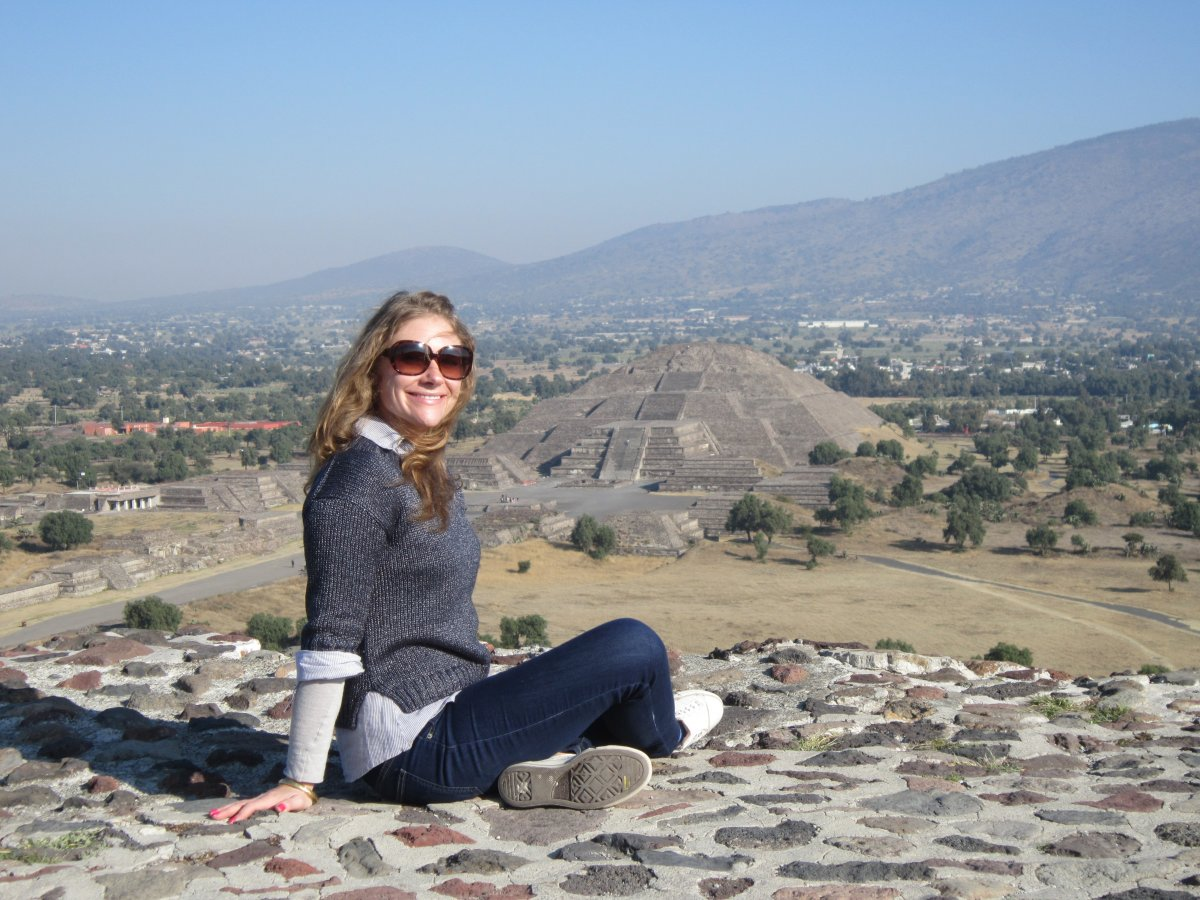 Danielle Mexico Destination Expert - Exotic Estates - by Danielle Kehl