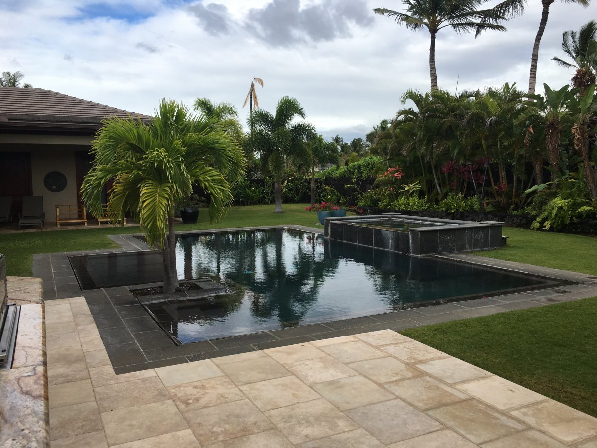 Big Island Champion Vacation Rental - Exotic Estates - by John Di Rienzo
