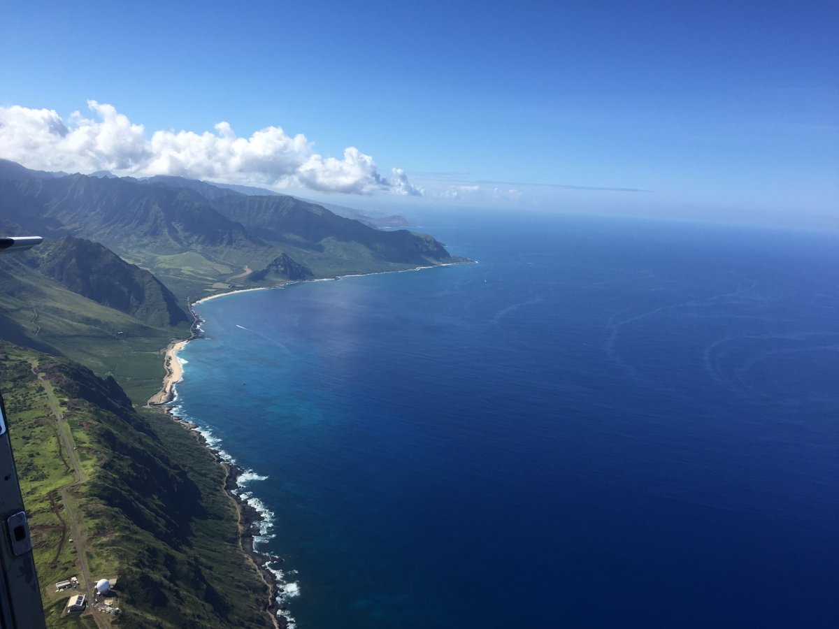 Helicopter Tours, Hawaii, Exotic Estates