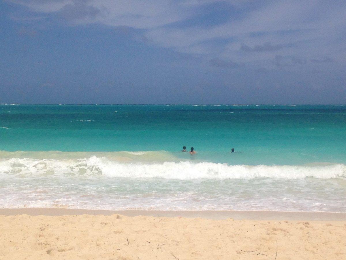 Waimanalo Beach Oahu - John Di Rienzo