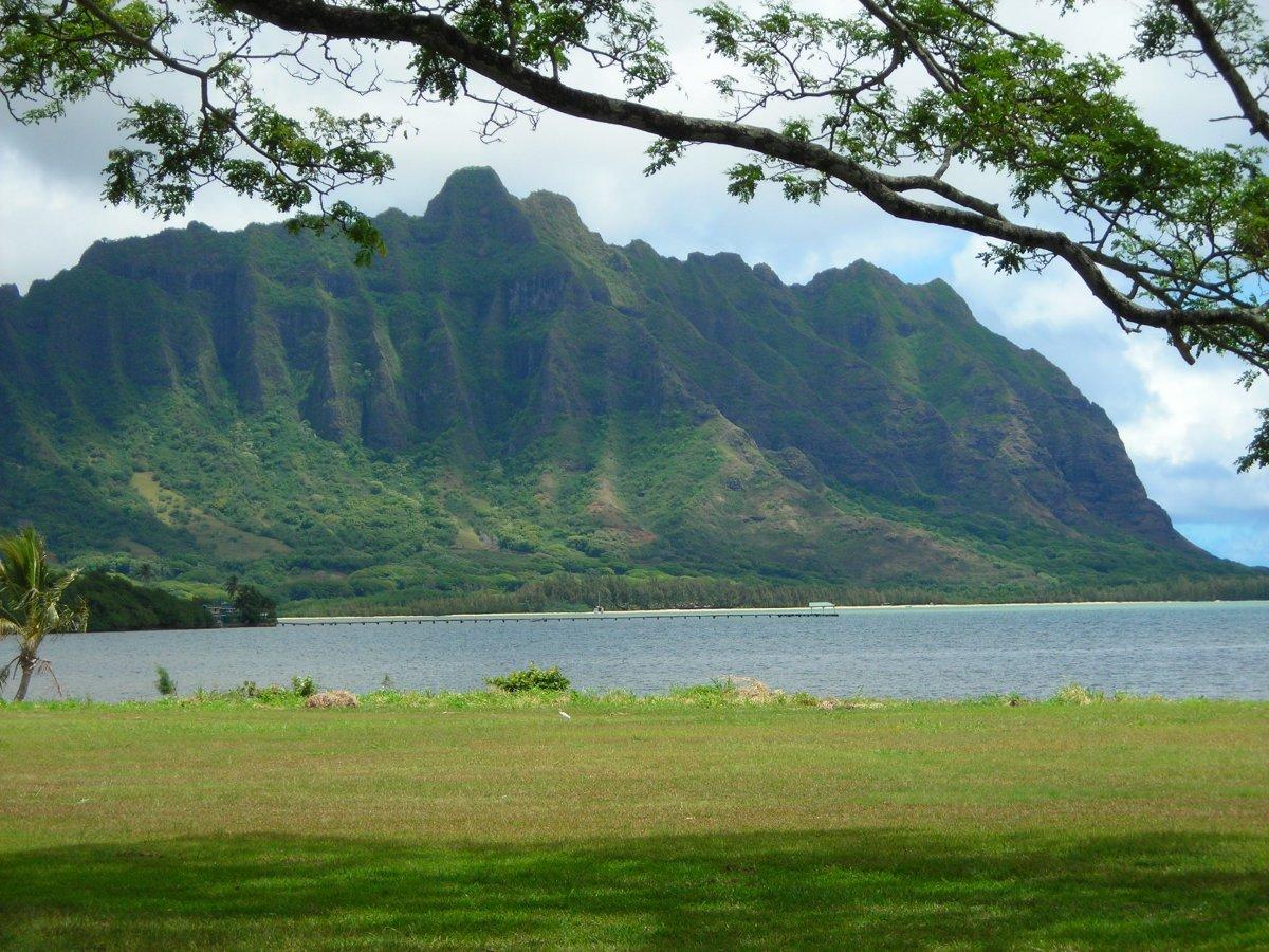 Oahu Kualoa Ranch - John Di Rienzo