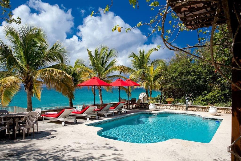 St. Martin Luxury Villa Caribbean