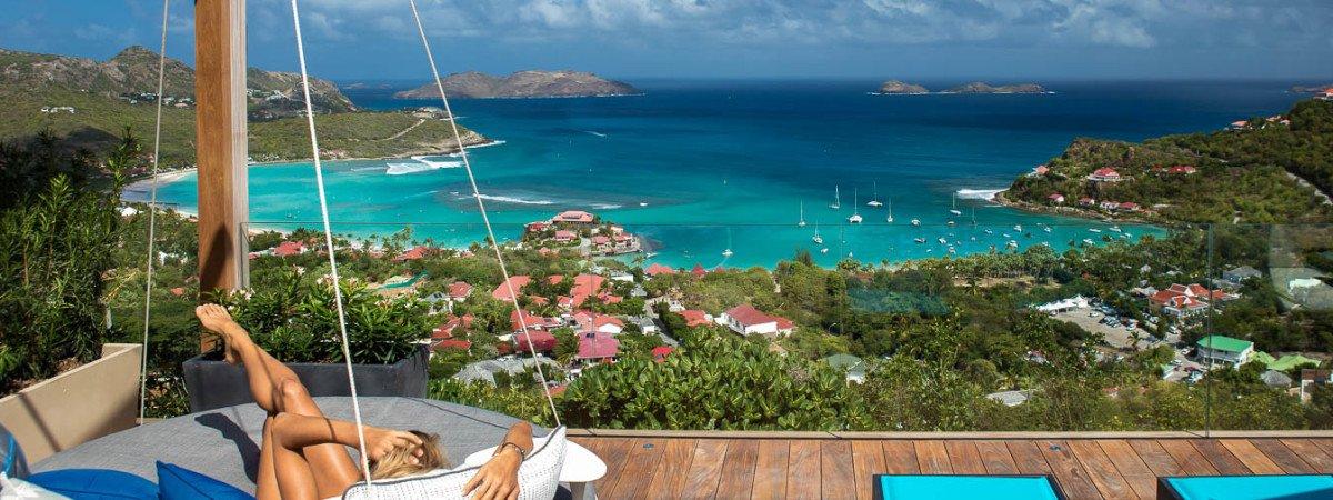 Painted Seas Villa - St. Barts