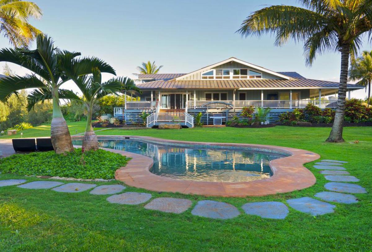 Dali Hale Kauai Villa Rentals