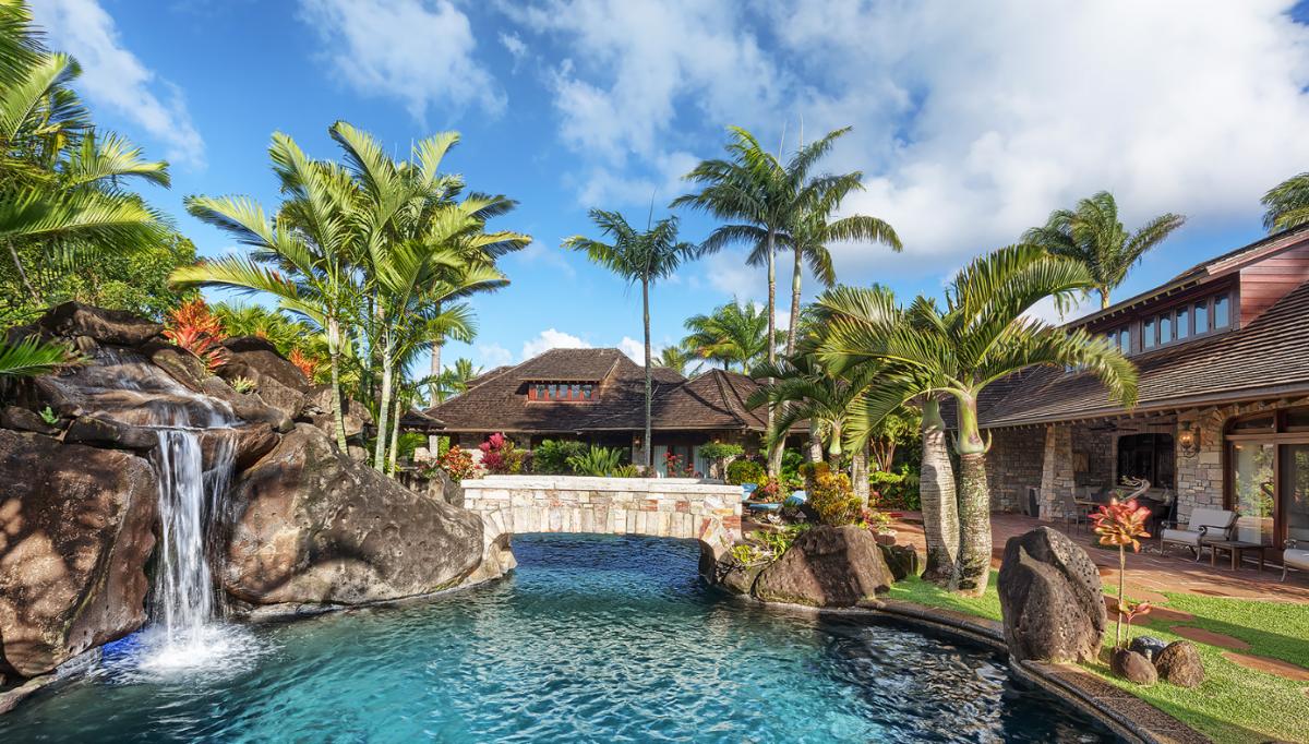 Anini Vista Drive Estate - Kauai Villa Rentals