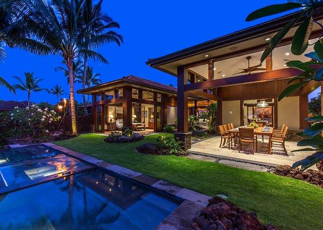 Hualalai Pakui Villa
