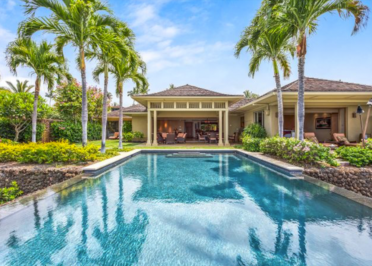 Hualalai Hainoa Villa