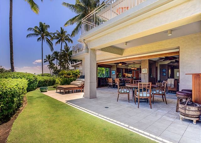 Hualalai Hillside Villa