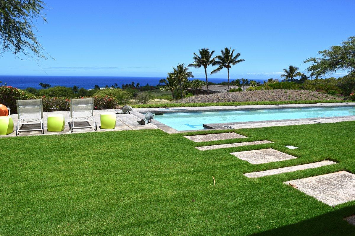 Mauna Kea Mid Century Villa