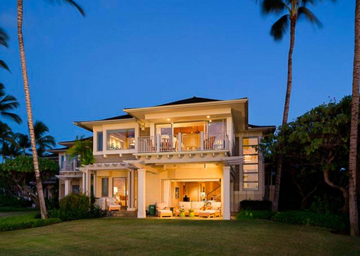 Hualalai Palm Villa