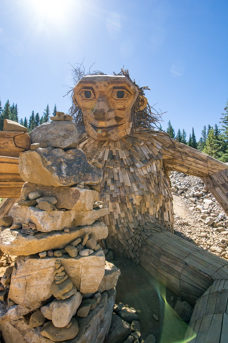 Breckenridge Troll, Isak Heartstone, Breckenridge Mountain Homes, Breckenridge Villas, Breckenridge Vacation Rentals