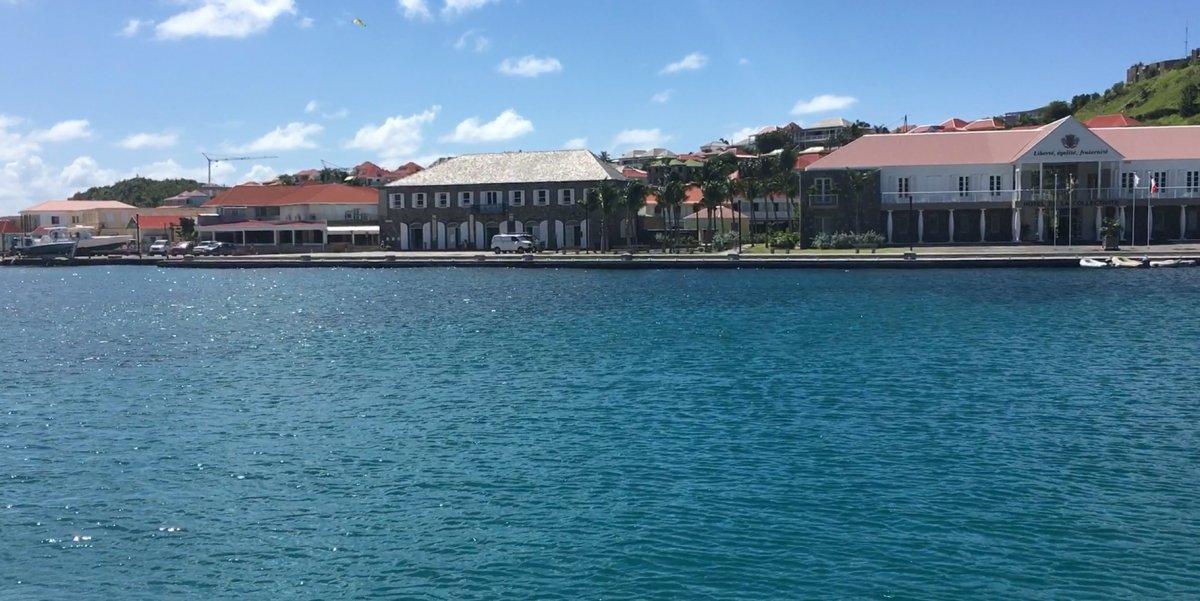 Gustavia View - John Di Rienzo