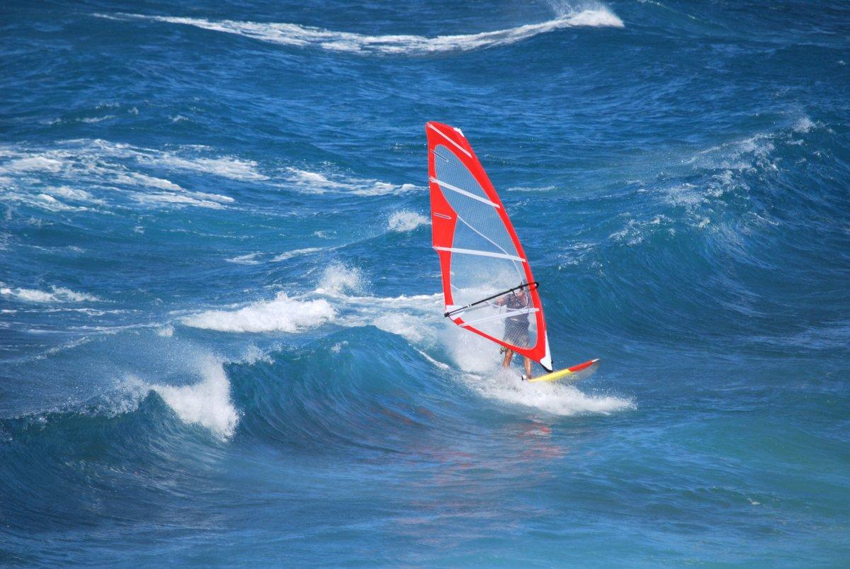 Windsurfing - Maui - Exotic Estates (stk)