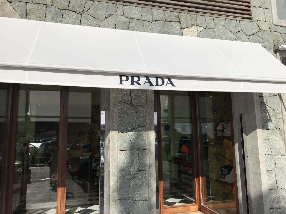St Barts - Gustavia - Prada- John Di Rienzo