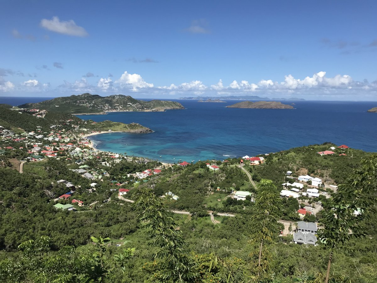 St Barth Villas Exotic Estates - view - John Di Rienzo