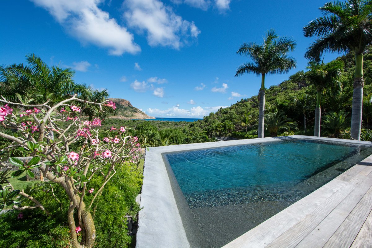 Dune Villa St. Barths - Exotic Estates - by Shanon Searls