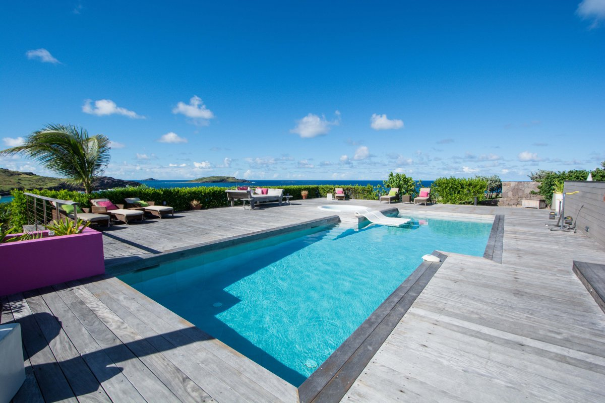St. Barts Seaside Villa - Exotic Estates - by Shanon Searls