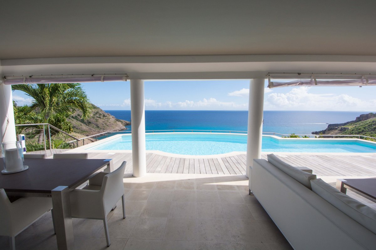 Goueverneur Dream St. Barths - Exotic Estates - by Shanon Searls