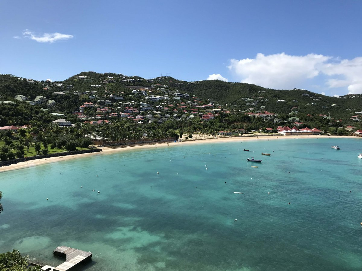 St. Jean St. Barth - Exotic Estates - by John Di Rienzo