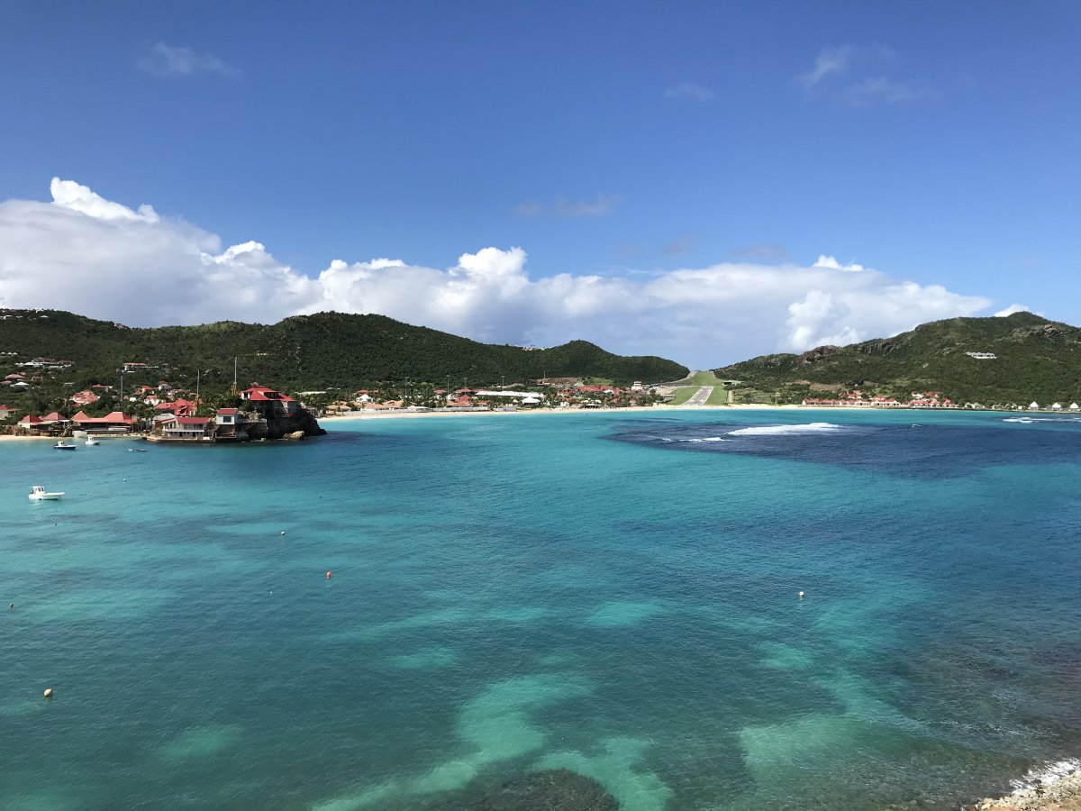St. Jean St. Barths - Exotic Estates - by John Di Rienzo