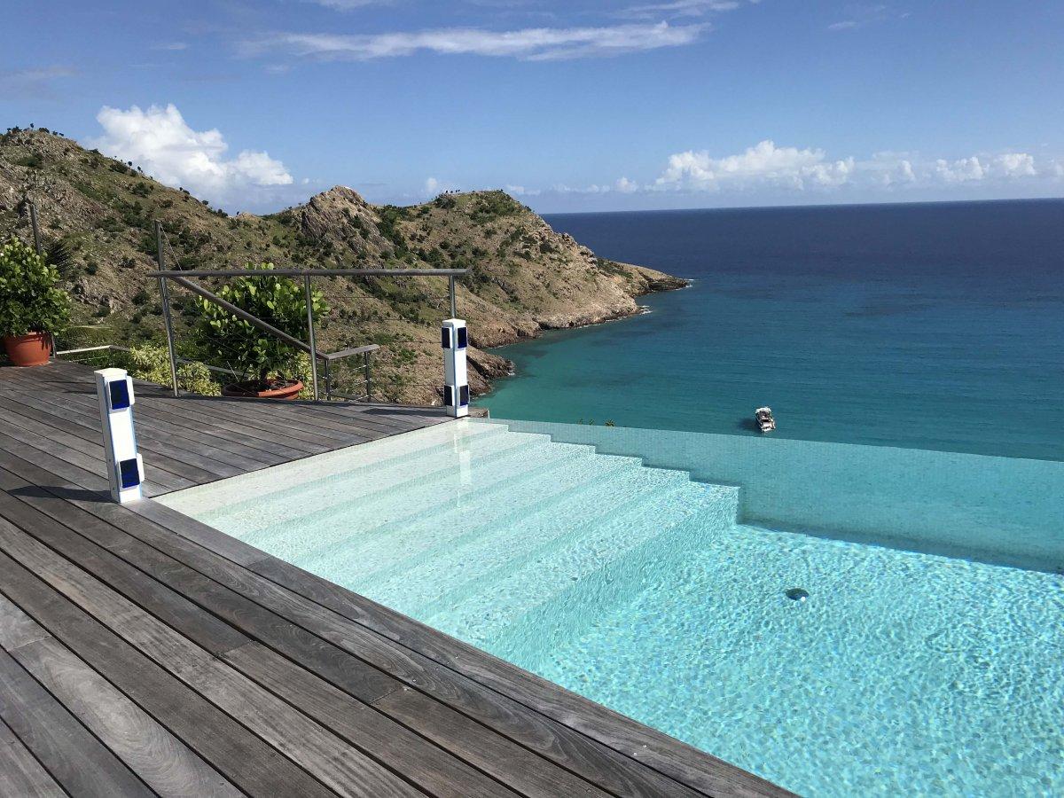 Gouverneur Beach Villa St. Barths - Exotic Estates - by John Di Rienzo