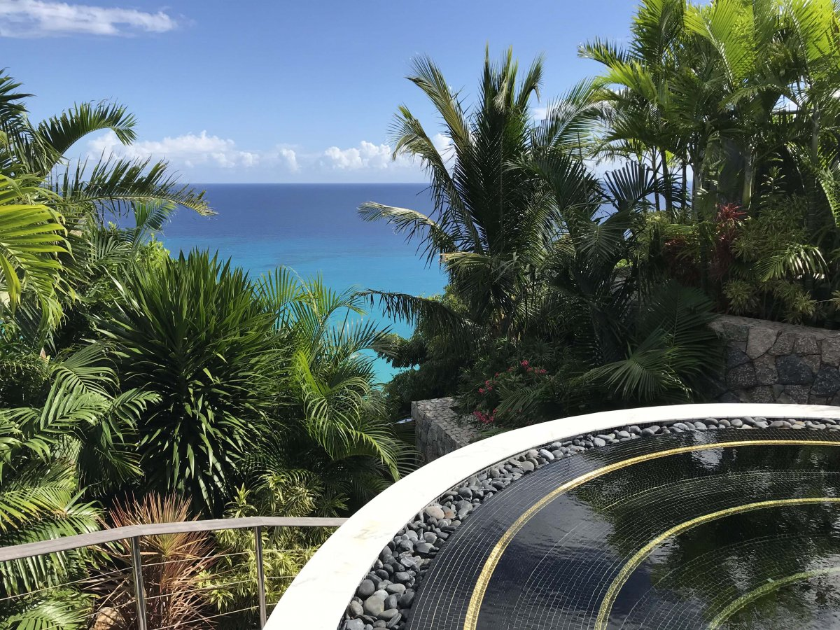 Goueverneur Jewel St. Barths - Exotic Estates - by John Di Rienzo