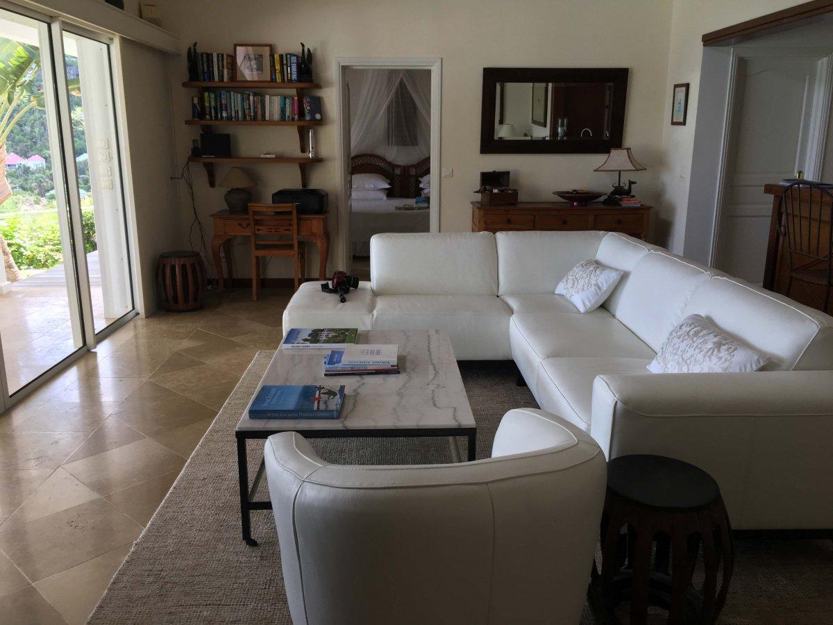 Villa Cayes St. Barths - Exotic Estates - by John Di Rienzo