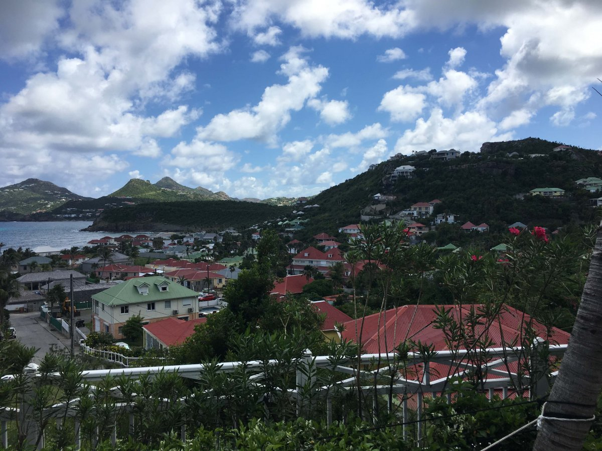 Anse des Cayes St. Barth - Exotic Estates - by John Di Rienzo
