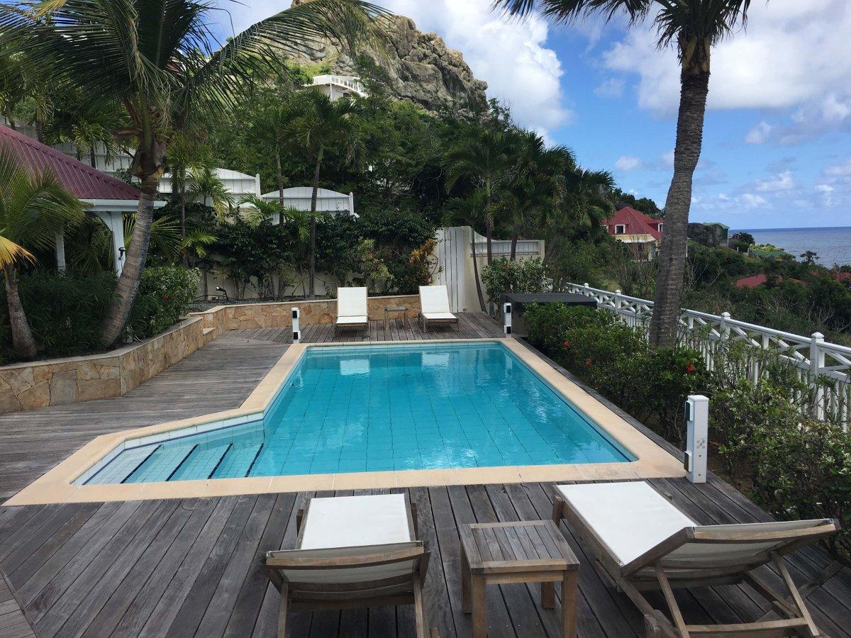 Villa Cayes St Barth - Exotic Estates - bu John Di Rienzo
