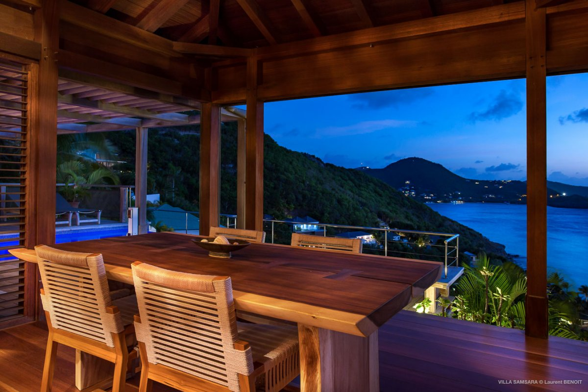 Lorient Villas, St. Barths Villas, Exotic Estates Luxury Villas Vendor Photo