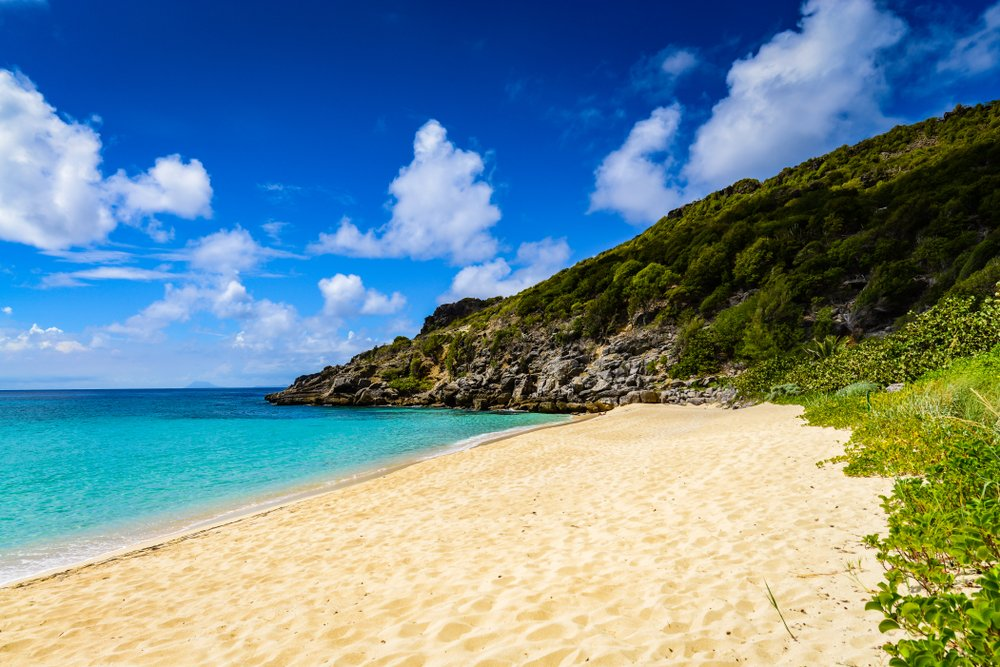 Saint Barth's Beaches, St. Bart's Beaches, Exotic Estates, Saint Barth's Villas, St. Bart's Villas, Caribbean Villas