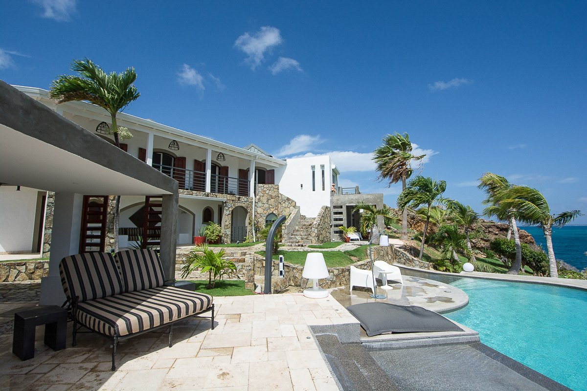 Exotic Estates, Caribbean Villas, St. Martin Vacation Villas, St. Martin Vacation Homes