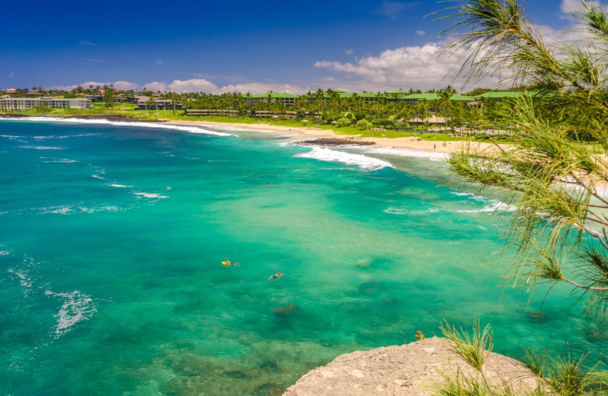 Shipwreck's Beach Kauai
