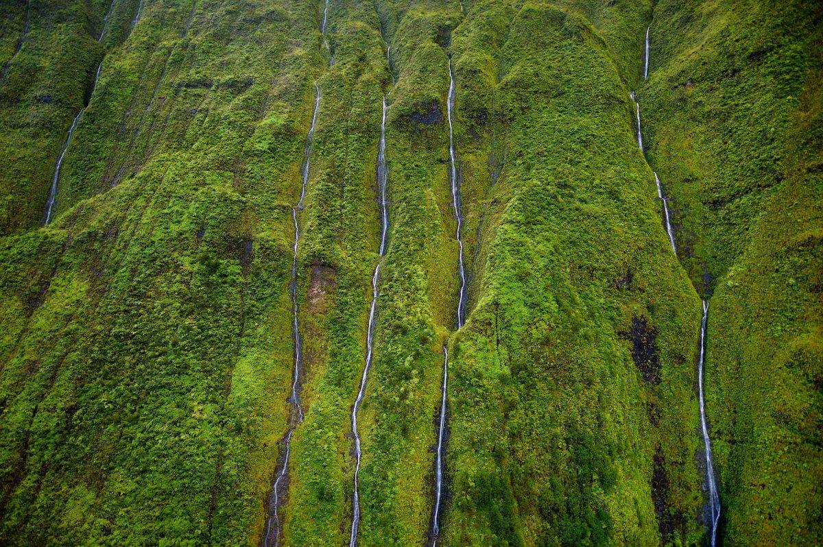 Mt. Waialeale Kauai