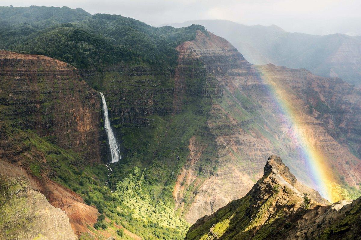 Wimea Canyon Kauai