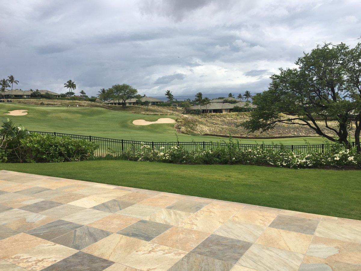 Golf View Big Island Hawaii