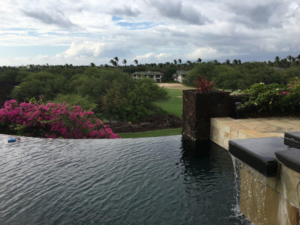 Big Island Hawaii Golf Villa