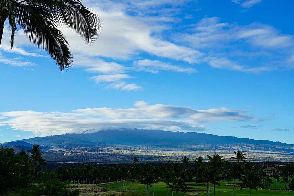 Mauna Kea Big Island Hawaii Golf